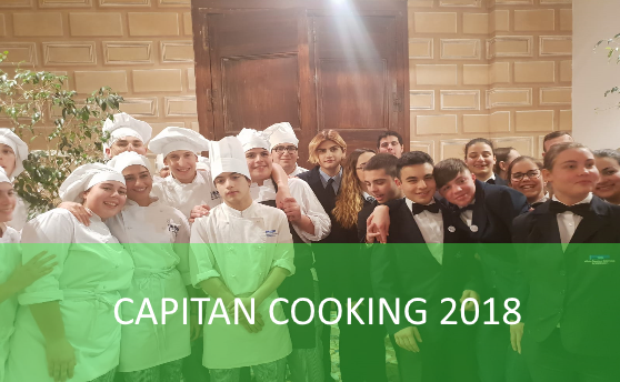CAPITAN  COOKING 2018