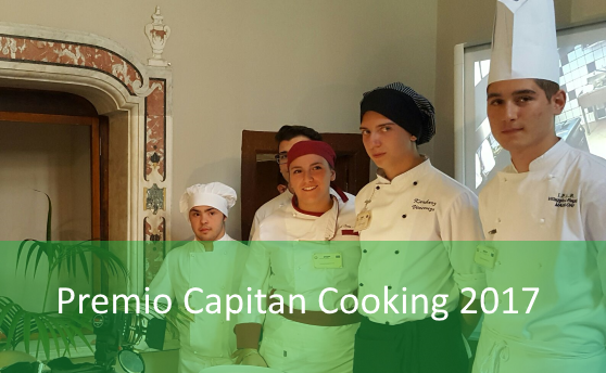 Premio Capitan Cooking 2017