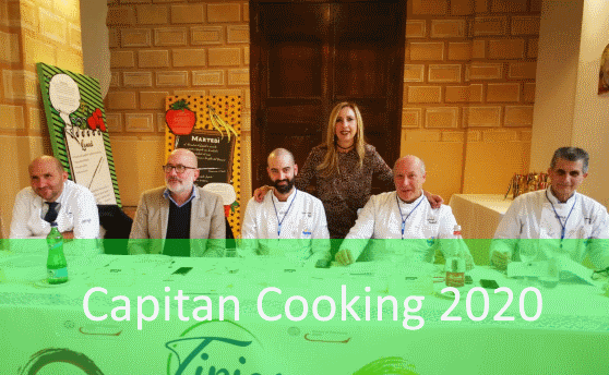 CAPITAN  COOKING 2020