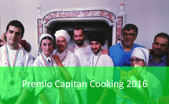 Premio Capitan Cooking 2016